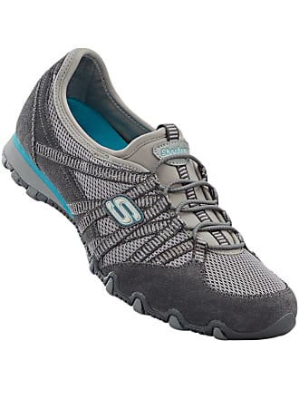 Sneaker in da donna grigio Skechers r7grwt