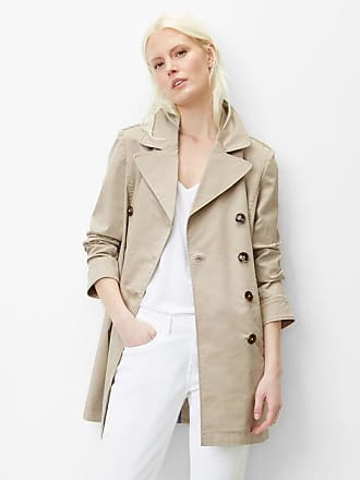 Marc Trench Solid coat O'polo Fawn l1cJFTK3