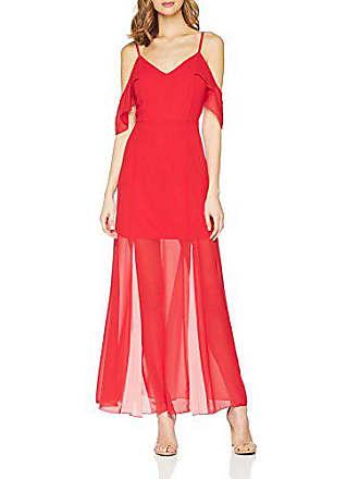 On Dress 38 Red Mujer De Rojo red Fiesta Girls amp; 001 Maxi Pink Para Vestido Film YqxCZd