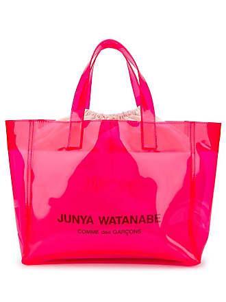 à Sac Watanabe Cabas Junya LogoRose b6yf7g