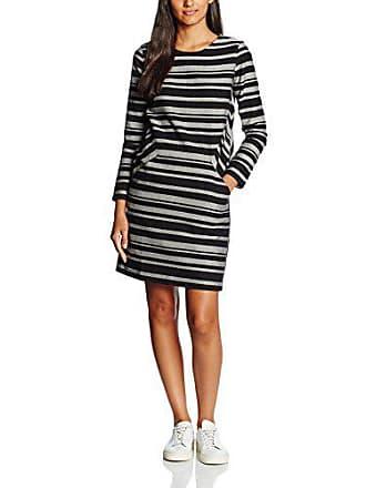 Fabricante Stripe Mujer 36 8 Del Rita Vestido talla Para Tree Dress People Negro PqZCq