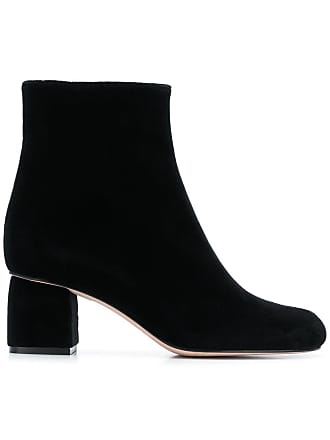 Red Noir Daim En v Red Valentino Bottines 4BYpnp