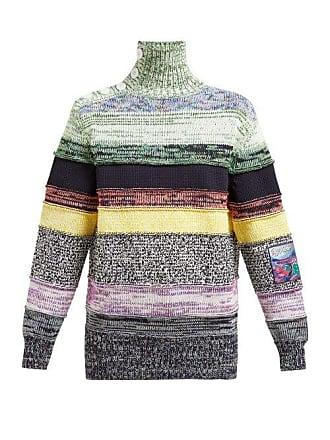 Sportmax Rive Sweater - Womens - Green Multi