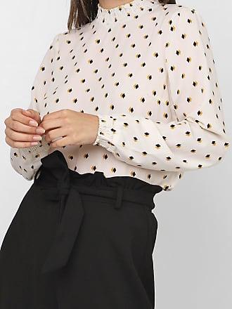Vero Moda Blusa Vero Moda Geométrica Off-White