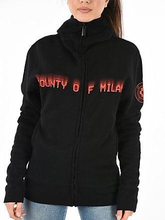 Marcelo Burlon hoodie sweatshirt Never Sleep size S
