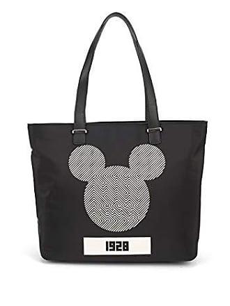 Disney Bolsa Feminina Preta Mickey