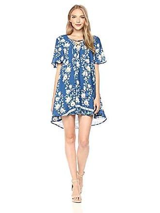 da7751a19a2c Show me your Mumu Womens Rancho Vista Tunic Dress, Brunch of Blooms Cruise,  XS
