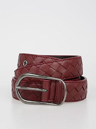Bottega Veneta Leather Belt 3 CM size 100