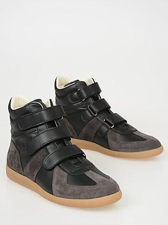 Maison Margiela MAN BLACK / AMBER SOLE SNEAKERS size 44,5