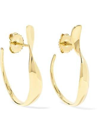 Ippolita Classico Small 18-karat Gold Hoop Earrings
