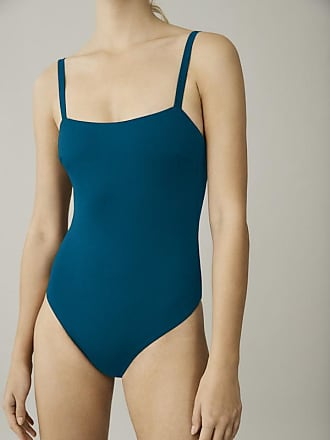 Asceno Palma Deep Sea Blue Swimsuit
