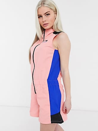 The North Face Extreme - Playsuit in roze
