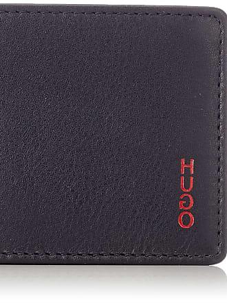 HUGO BOSS Mens Subway Vl_6 CC Flap Wallet, Black (Black), 2 x 9.5 x 11 cm