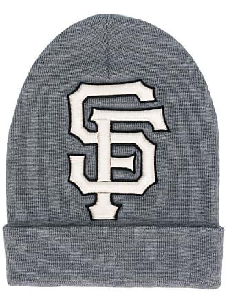 a22e7a265d1db Gucci SF Giants patch beanie - Grey