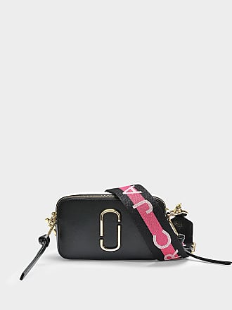 afc242911b9 Marc Jacobs Snapshot Marc Jacobs Bag in Black Leather