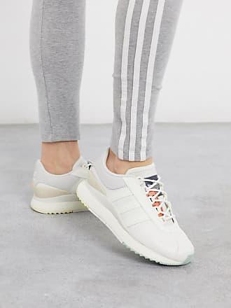 adidas Originals SL Andridge Fashion - Sneaker in Weiß und Rosa