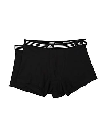 9cf2dad81930 adidas Athletic Stretch 2-Pack Trunk (Black Black Black Black)