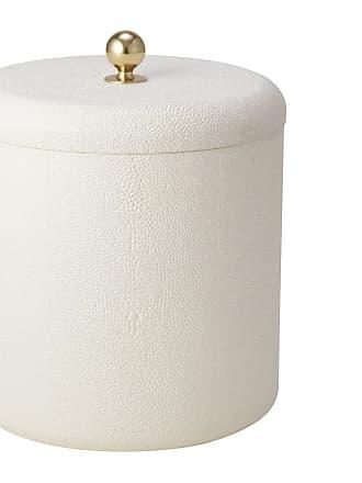 Aerin Shagreen Ice Bucket - Cream