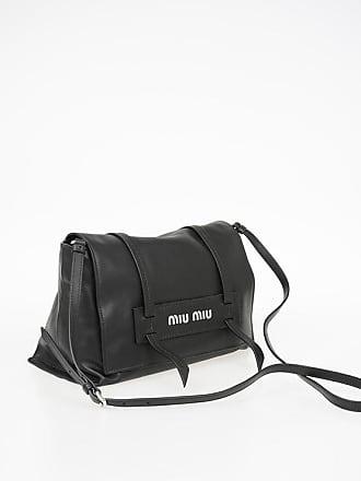 75889604ff96 Miu Miu Leather Shoulder Bag size Unica