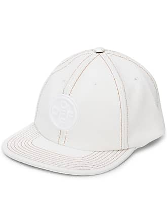 Off-white Boné com logo - Branco