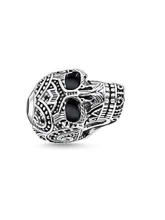 Thomas Sabo Thomas Sabo Bead Maori skull black K0272-643-11