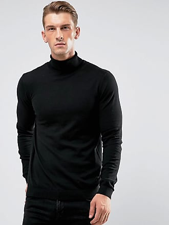 956160c1caa6 Black Polo Neck Sweaters: Shop up to −60% | Stylight