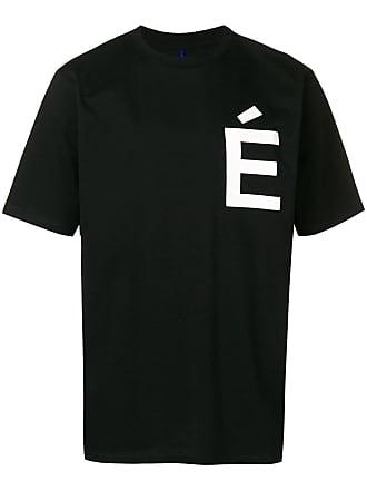 Études Studio logo E T-shirt - Black