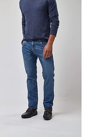 Zapalla Calça Jeans Basica Clara - Jeans Claro - Tamanho 42