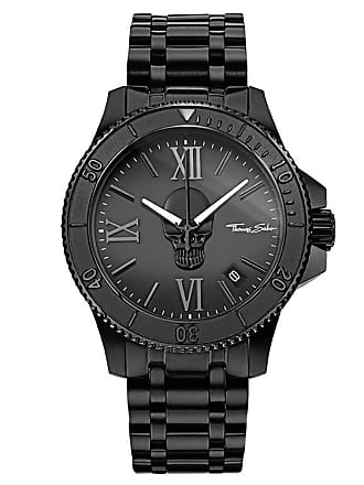 Thomas Sabo Thomas Sabo Mens Watch black WA0197-202-203-44 MM