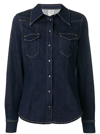 Baum Und Pferdgarten Camisa jeans Merinda - Azul