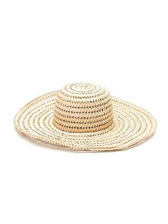 Osklen Chapéu de palha - Neutro