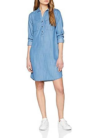 02740ce580 Mavi Denim Dress Robe, Bleu (Indigo 18790), X-Small (Taille