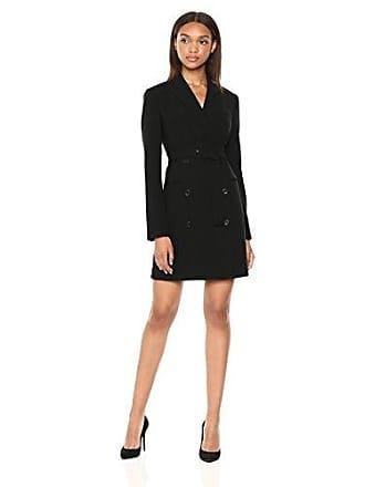 Theory Womens Blazer Dress, Black, 0