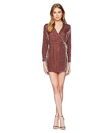 Young Fabulous & Broke Blazer Dress (Gravel) Womens Dress