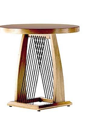 Atelier Clássico Mesa Apoio Saibi em Eucalipto Design by Studio Ozki
