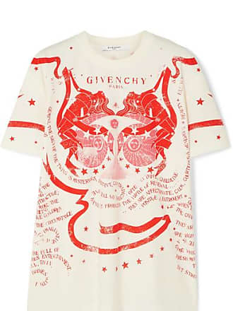 2b0fd9950 Women's Givenchy® Printed T-Shirts: Now up to −50% | Stylight