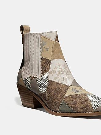 71191d9e63094 Coach Boots for Women − Sale  at £95.45+