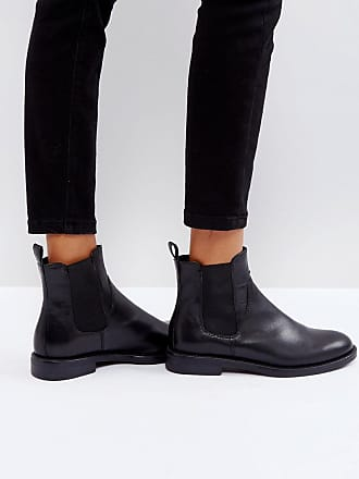 808c015e4bf9c Vagabond amina black leather chelsea boots - Black