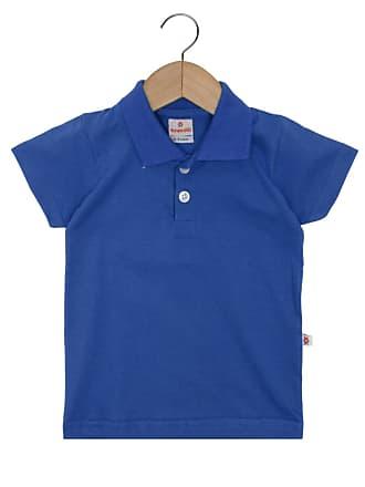Brandili Camisa Polo Brandili Menino Azul