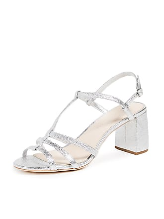 high heeled sandals now 463 items up to 71 stylight Silver Heels loeffler randall elena strappy sandals
