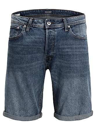 Jack   Jones Rick Original Am 677 Sts Jeansshorts Herren Blau 6d3e597850