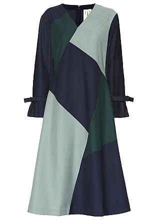 Bodice Studio Wool-blend midi dress