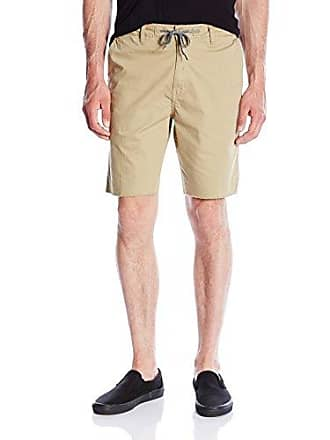 O'Neill Mens 20 Inch Outseam Classic Walk Short, Khaki/Sandlot, 36