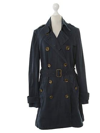 fa8924638651a Burberry gebraucht - Trenchcoat in Blau - DE 34 - Damen - Baumwolle