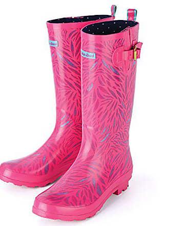 5bac32c73fc916 Urban Beach Damen Wolf Pink Festival Wellies Zehentrenner 40 41 EU