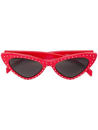 Lunettes De Soleil Rouge   Achetez jusqu  à −30%   Stylight 8deb9009fb27