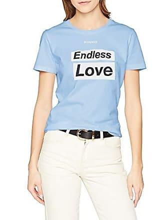 9d1d7366d2e8d Pinko SPONTANEO T-Shirt Jersey di Cotone T-Shirt