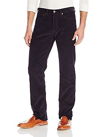 Dockers Mens Jean Cut Straight-Fit Pant, Corduroy/Dockers Navy - discontinued, 40W x 30L