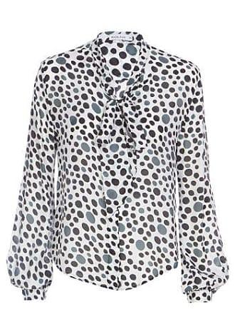 Isabella Fiorentino x OQvestir Camisa Seda Laço Isabella Fiorentino para OQVestir - Branco