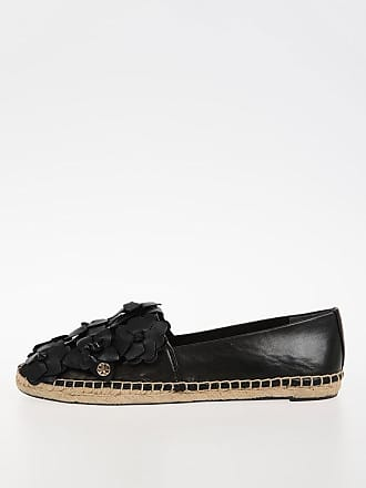 Tory Burch Leather Espadrille size 5
